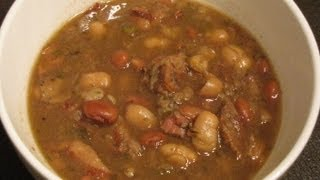 Easy Slow Cooker Recipes - Slow Cooker Bean Soup