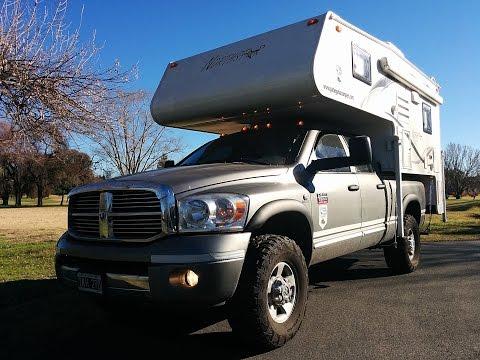Camper Northstar (USA), modelo LAREDO SC XB