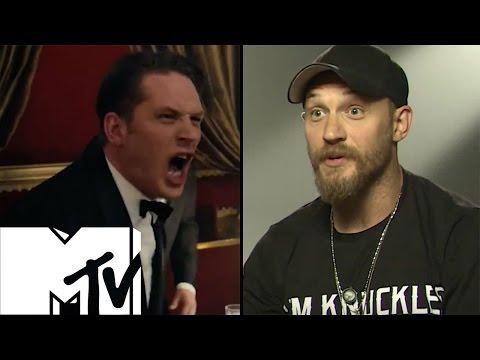 Legend Twins Fight Scene - Tom Hardy Talks Krays | MTV