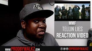 (MMF) Grindz X 10 X Hurricane X F1 - Tellin Lies (Music Video) REACTION #RoadTo1KSubs