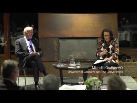 Incorrigible Optimist: Gareth Evans in conversation with Michelle Grattan