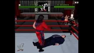 WWF Attitude - Kane vs. Paul Bearer (N64/Hardware)