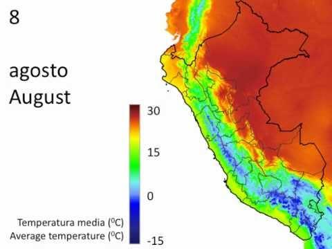 CLIMATOLOGIA EN EL PERU PDF