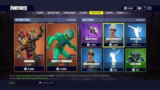 "Fortnite: How To Get ""WUKONG"" Skin For FREE! (Fortnite Daily Item Shop 31st July)"