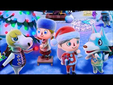 Best Animal Crossing Holiday Music (All Games)
