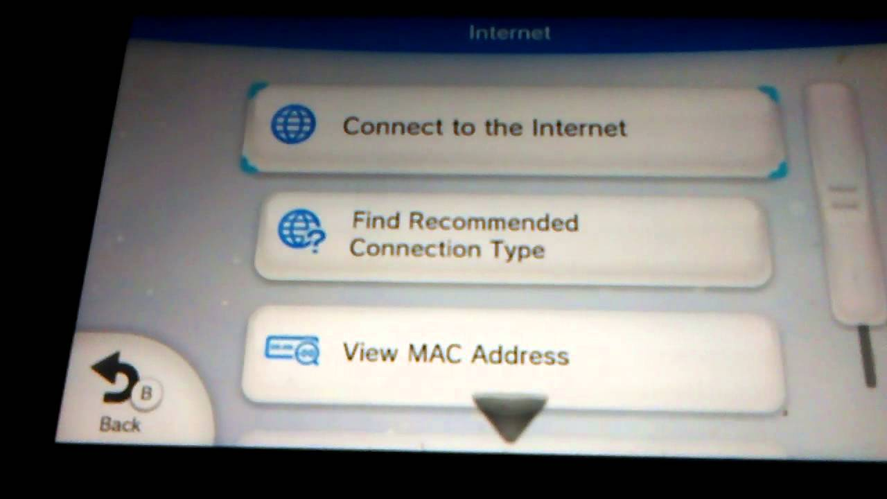 How to connect your Wii u to the internet - YouTube