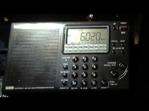 Radio China Int. 6.020KHz @ 1:00 UTC 9/3/2014
