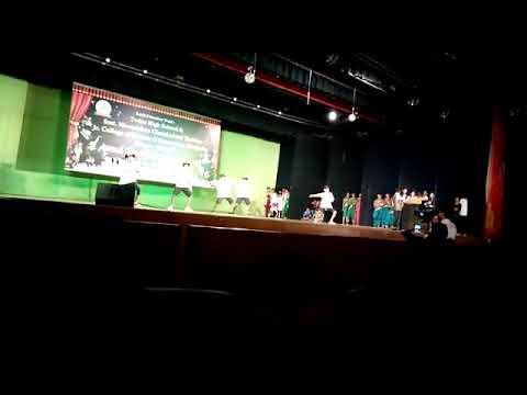 Twins English High School , Manpada  Annual day Function @ Kashinath Ghanekar Natyagruha, Thane