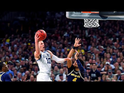 Watch Donte DiVincenzo\'s career night in National Championship