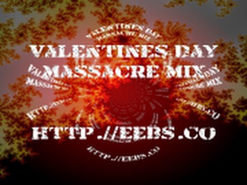 Valentines Day Massacre Mix (Deep House)