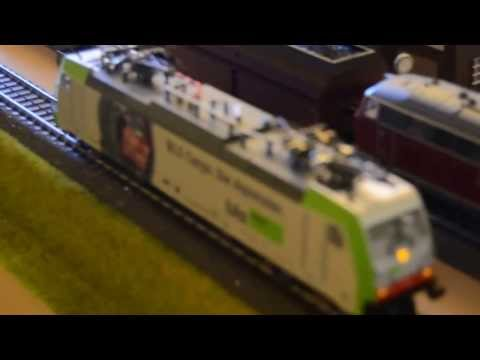 Märklin BLS Locomotive Review – Märklin 29486 LOCO – HO Gauge – DVM Model Trains