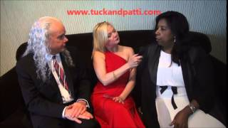 Tuck & Patti disclose romantic past time at Paul Mitchell Schools Funraiser!