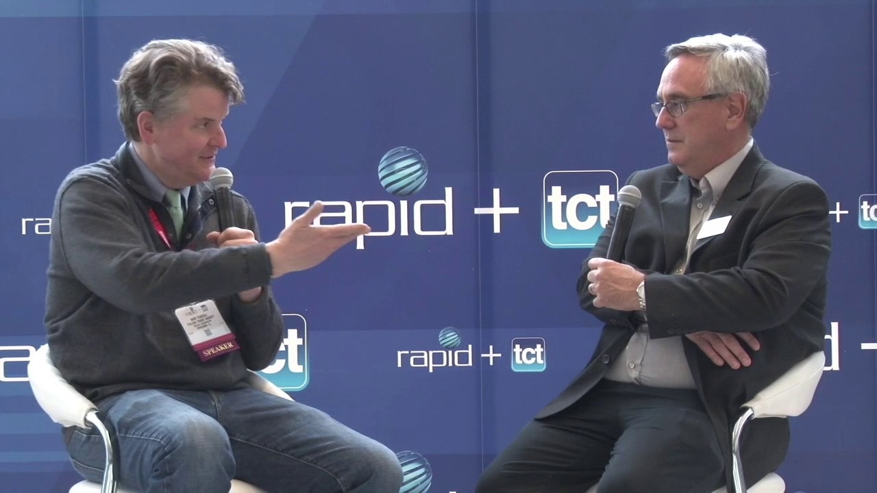 RAPID + TCT 2017 | Bart Pascoli RAPID Live Interview