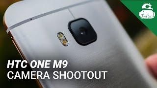 HTC One M9 Camera Shootout