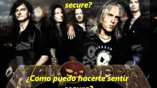Helloween if i knew subtitulada y lyrics HD