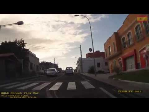 QQLX 0140 TENERIFE Trip from Los Silos to Punte del Fraile - Street View Car 2013