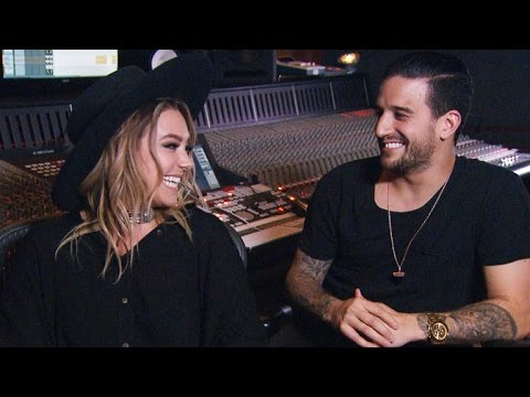 Mark Ballas And Girlfriend BC Jean Reveal How They First Got Together