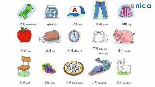Tự học tiếng Hàn thật Dễ - Tiếng Hàn sơ cấp 1