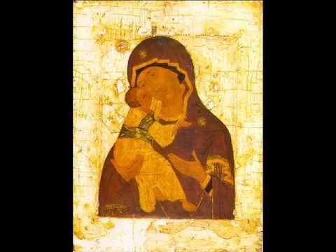 Grupul Byzantion - Fecioara Curata + versuri