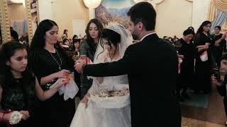 Езидская свадьба Марат и Новелла