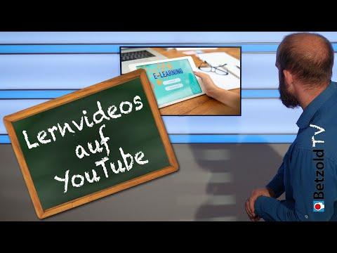 Lernvideos: Einsatz Von Youtube Im Unterricht | Betzold TV