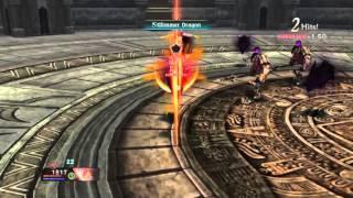 Raurava Malevolent Crucible (ROSE SOLO) | Tales of Zestiria