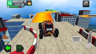 Roof Jumping Stunt Driving Parking Simulator Part 2 - App Check - iPhone / iOS  - Play With Games