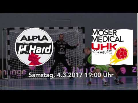 Alpla HC Hard vs. Moser Medical UHK Krems