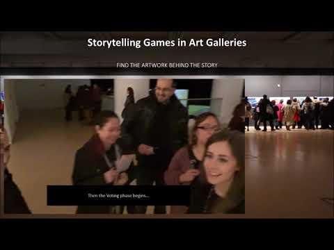 Designing Performative, Gamified Cultural Experiences for Groups