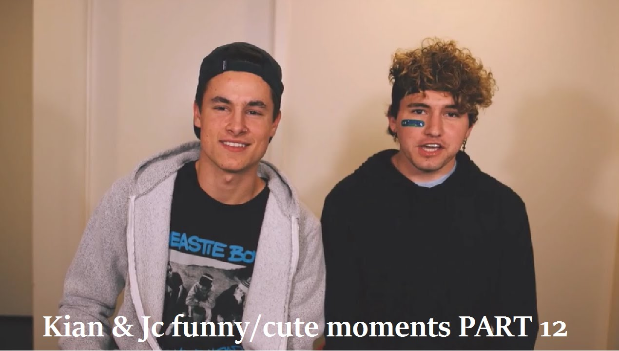 The dating game kian and jc shirts