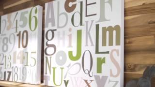 Project Nursery - A Modern Rustic Nursery (Project Nursery)