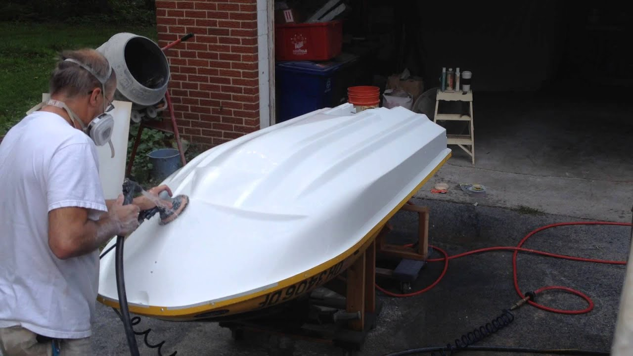 kawasaki jet ski repair kit