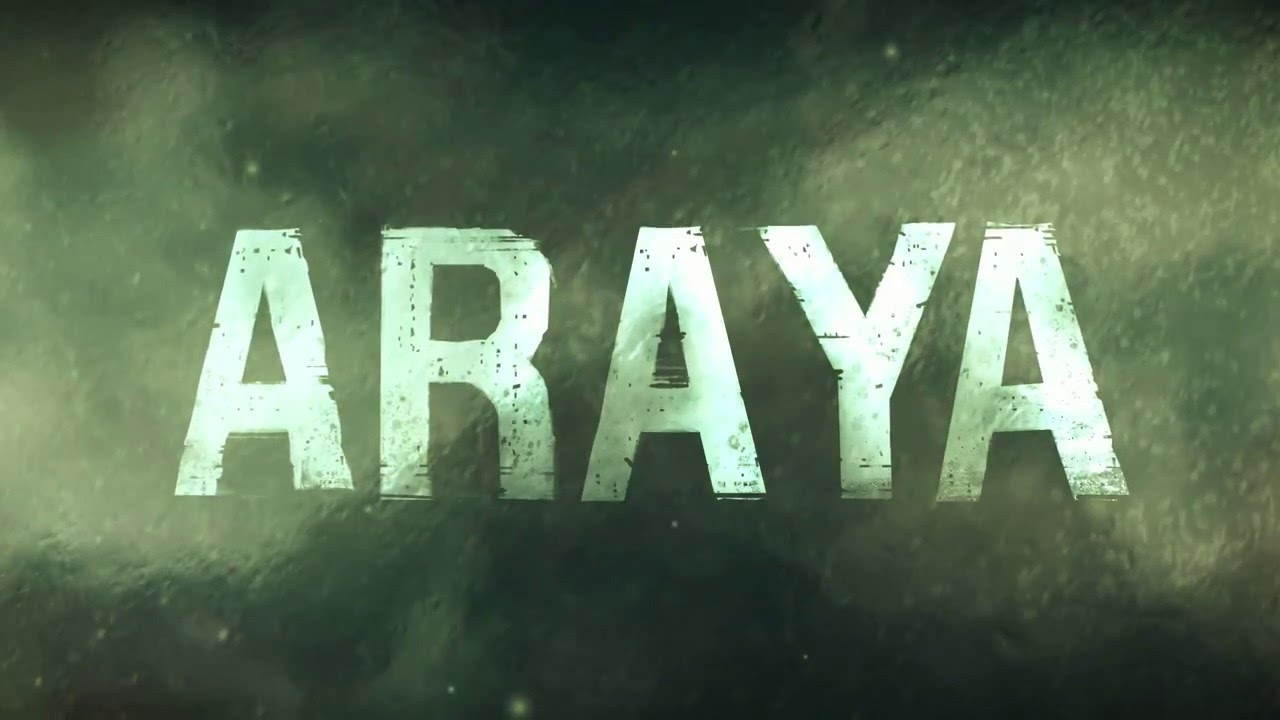 ARAYA GAME Teaser YouTube