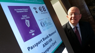 VIDEO - Ireland's new online passport service: What you need to know