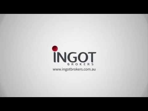 INGOT Brokers - How to open a demo account and install MT4 - English