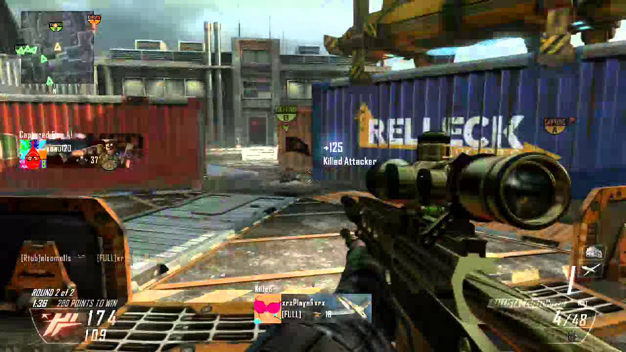 elsomells - Coming back to black ops 2 with nice jumpshots