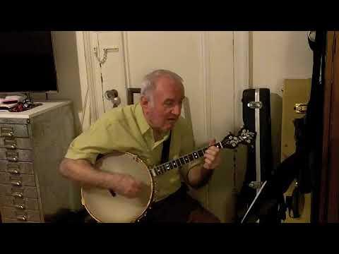 """""""The Kid's A Dreamer"""" (Fats Pichon) Eddy Davis Banjo"""