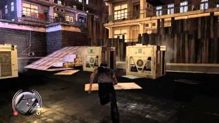 Sleeping Dogs(Parkour and Fights)