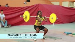 7ma Jornada...Resumen de Los Juegos Nacionales de Menores Esmeraldas 2013