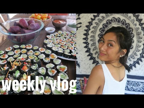 raw vegan feast, what we get at Target, b-vitamin nutrition talk // vlog