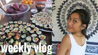 raw vegan feast, what we get at Target, b-vitamin nutrition talk // vlog