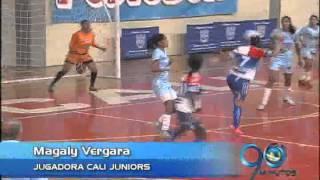 Septiembre 20 de 2012. Cali Juniors ya está en semifinales del microfútbol femenino