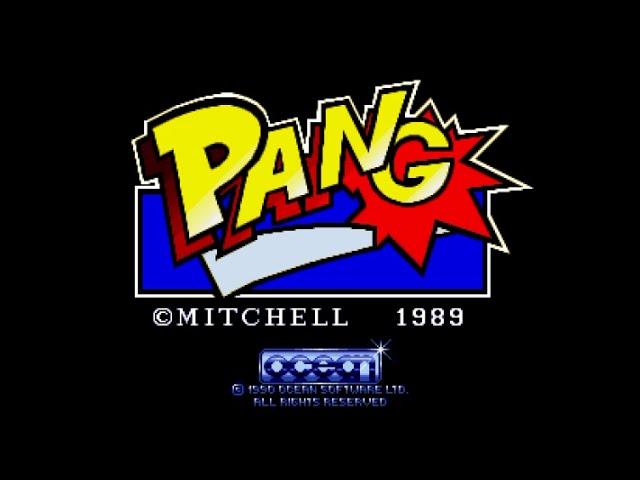 Amiga 500 Longplay [015] Pang