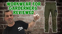 Workwear Landscape Gardeners Engel Galaxy Work Trousers and Result Waterproof Fleece Reviewed