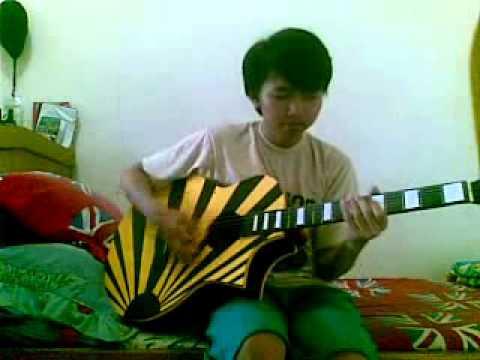 Rhoma irama - Hak Azasi (Guitar Cover By Akbar Ariesma)