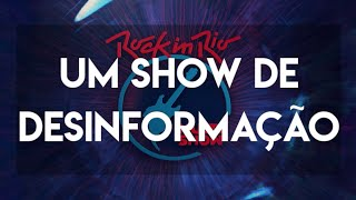 ROCK IN RIO, heavy metal e a cobertura estereotipada do MULTISHOW