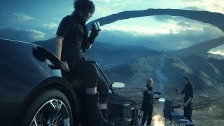 Watch 5 New Minutes of Final Fantasy 15 - PAX 2015