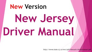 Нове керівництво водія-Джерсі 1, Тест-пілот Рада, ДМВ, у MVC