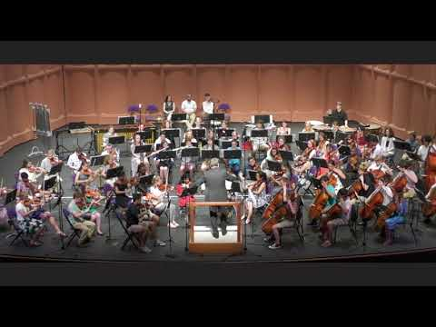Symphony Orchestra, 2018 Furman University Band & Orchestra Camp (original)