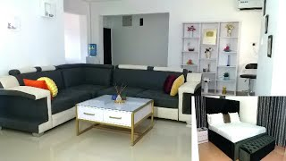 OUR ABUJA FURNISHED HOME TOUR